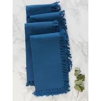 Essential blue napkins