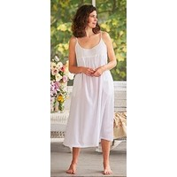 Romance Nighty (White)