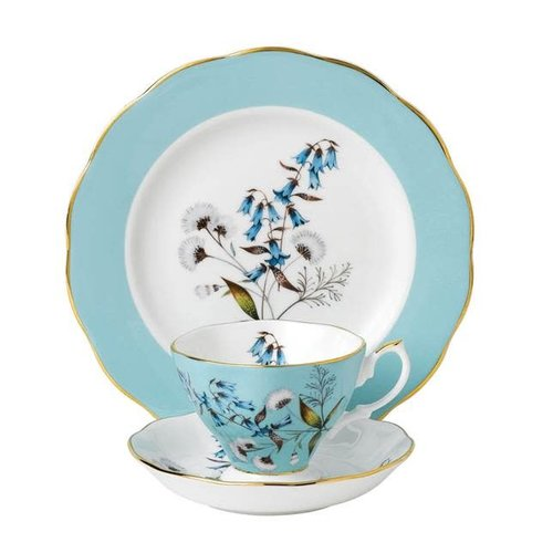Royal Albert 100 Years  Festival 3-Piece Set