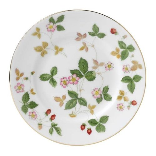 Wedgwood Wild Strawberry Bread & Butter Plate