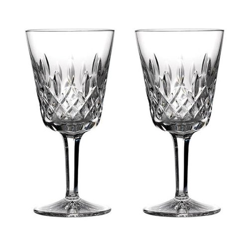 Waterford Waterford Lismore Goblet Set of 2