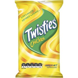 Twisties Chicken