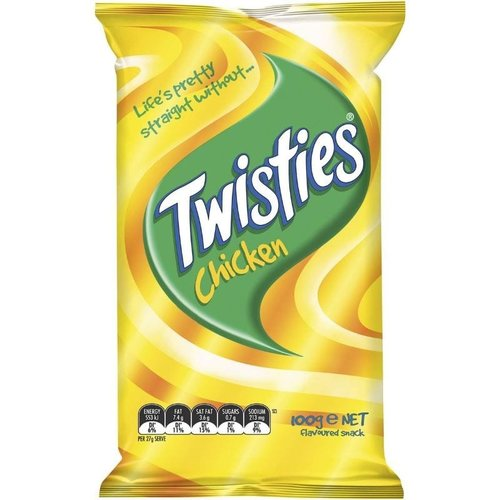 Twisties Twisties Chicken