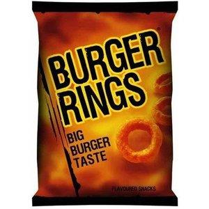 Burger Rings Bag 90g