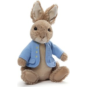 Gund Peter Rabbit Deluxe Plushie