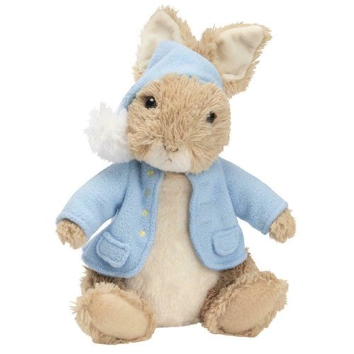 Gund Bedtime Peter Rabbit Plushie