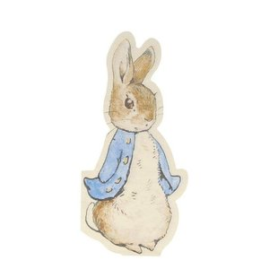 Meri Meri Peter Rabbit Beverage Napkins