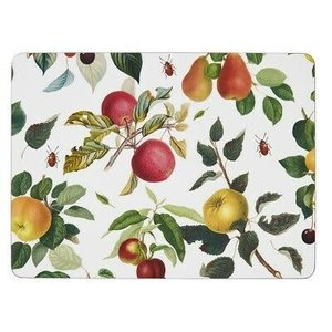 Ulster Weavers RHS Fruits Corked Placemats