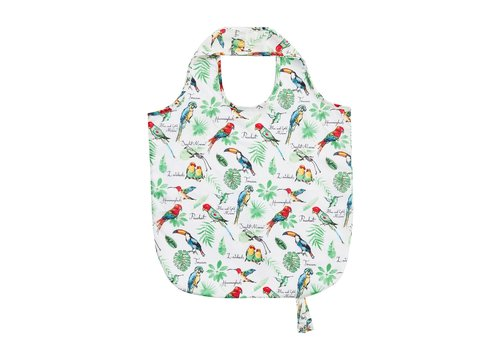 Ulster Weavers Tropical bird roll up bag