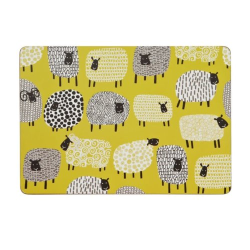 Ulster Weavers Dotty Sheep placemat