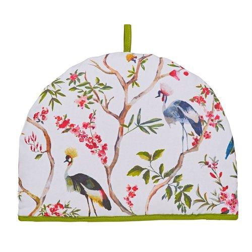 Ulster Weavers Oriental Birds tea cosy