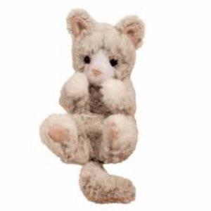 Douglas Toys Lil Handful Kitten Striped