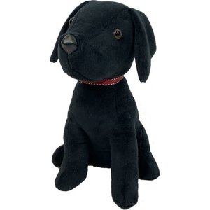 Samuel Lamont Black Lab door stop