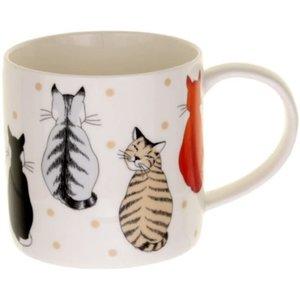 Ulster Weavers Cats in Waiting Mug