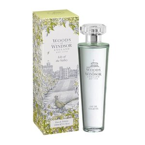 Woods of Windsor Woods of Windsor Lily of the Valley Eau de Toilette 100mL