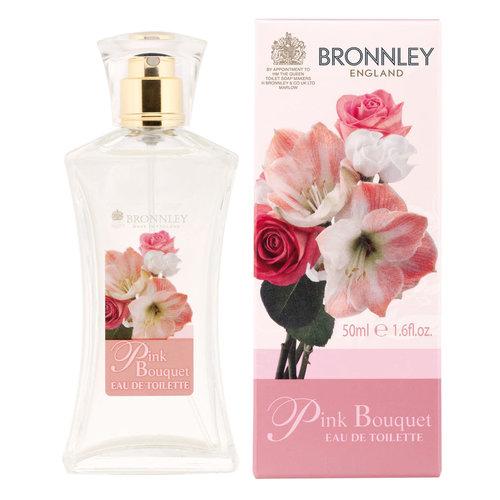 Bronnley Pink Bouquet Eau de Toilette (50ml)