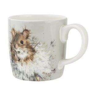 Wrendale Mouse Dandelion Mug