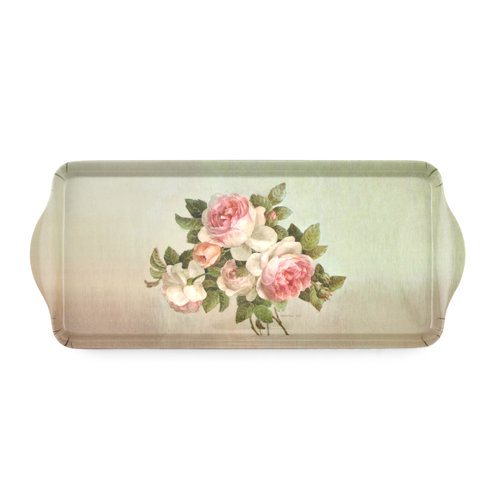 Pimpernel Antique Roses Sandwich Tray