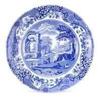 Blue Italian Bread & Butter  Plate