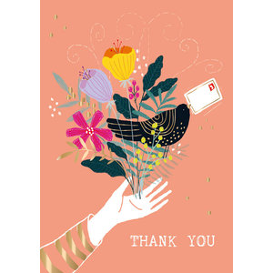 Ling Design Thank You Card