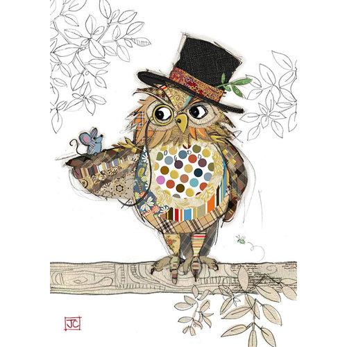 Oswald Owl Card
