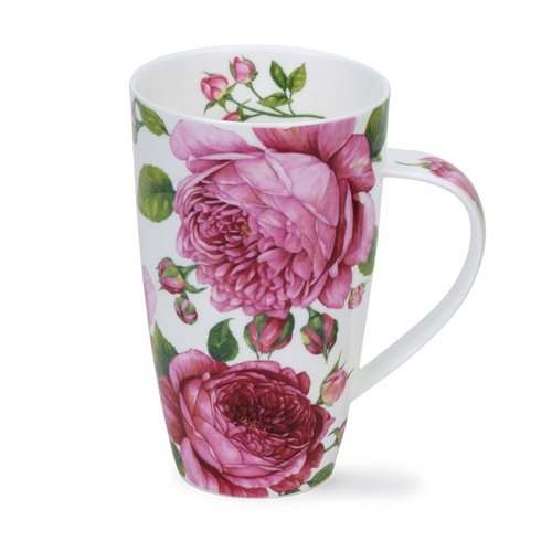 Dunoon Henley Rosabunda Mug