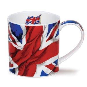 Dunoon Orkney Union Flag Mug