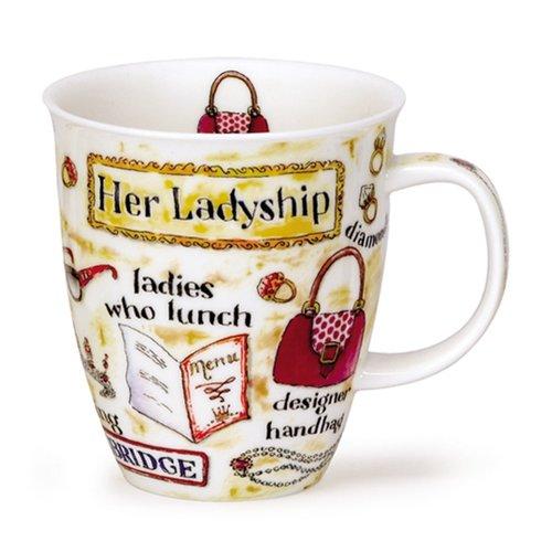 Dunoon Nevis Her Ladyship Mug