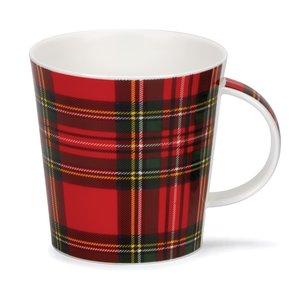 Dunoon Cairngorm Royal Stewart Tartan Mug