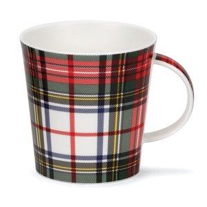 Dunoon Cairngorm Dress Stewart Tartan Mug
