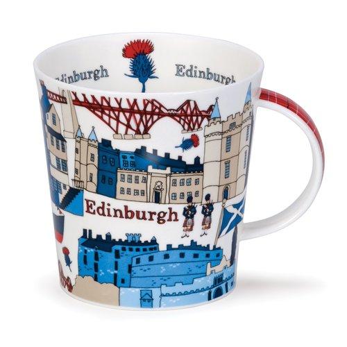 Dunoon Cairngorm Edinburgh Mug