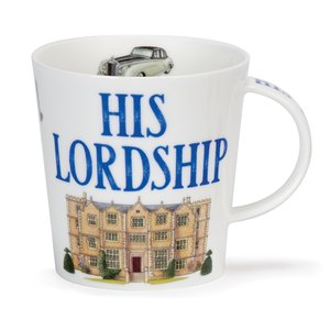 Dunoon Cairngorm His Lordship Mug
