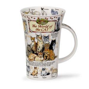 Dunoon Glencoe World of the Cat Mug