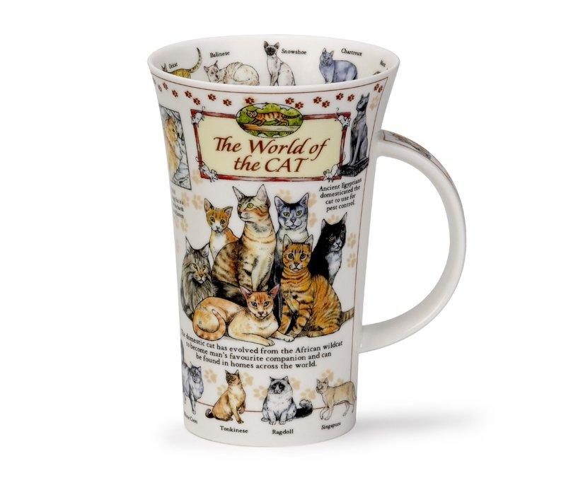 Glencoe World of the Cat Mug