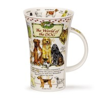 Glencoe World of the Dog Mug