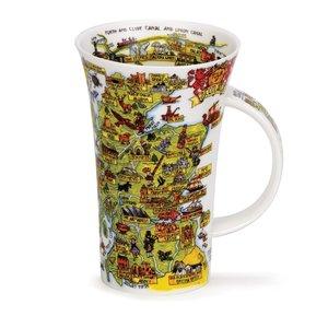 Dunoon Glencoe Tour of Scotland Mug