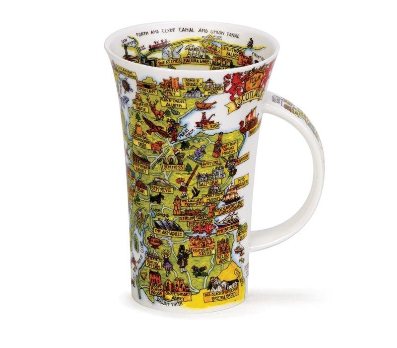 Glencoe Tour of Scotland Mug