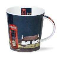 Cairngorm Highland Retreat Mug - Phone Box