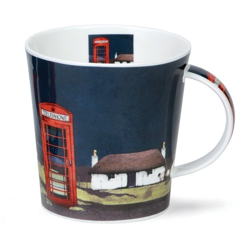 Dunoon Cairngorm Highland Retreat Mug - Phone Box