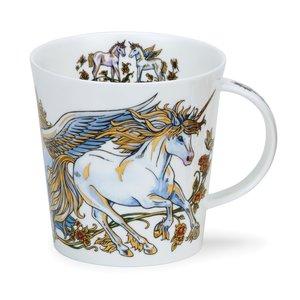 Dunoon Cairngorm Mythicos Unicorn Mug