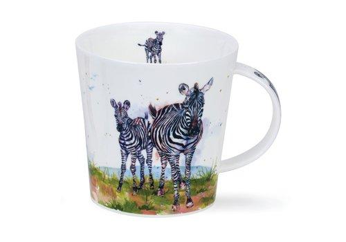 Dunoon Cairngorm Serengeti Zebra