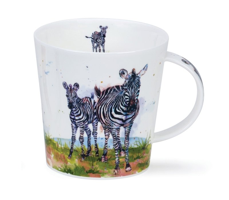 Cairngorm Serengeti Zebra