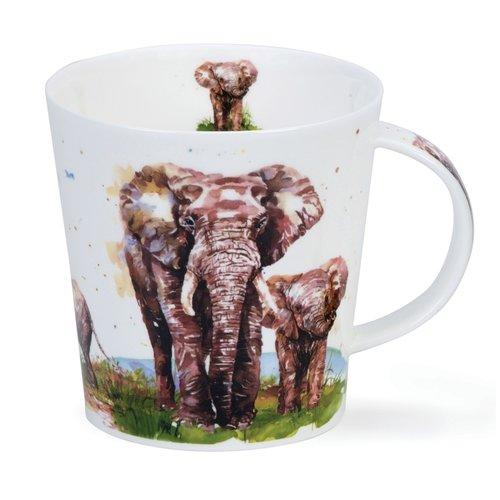 Dunoon Cairngorm Serengeti Elephant