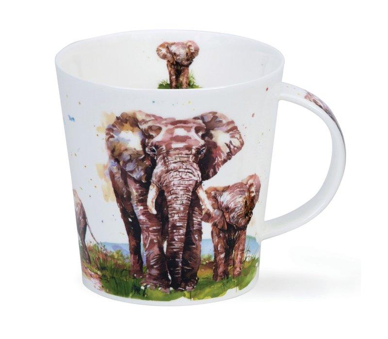 Cairngorm Serengeti Elephant