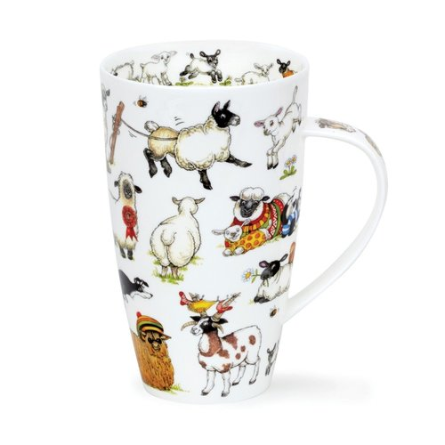 Dunoon Henley Woolly Jumpers Mug