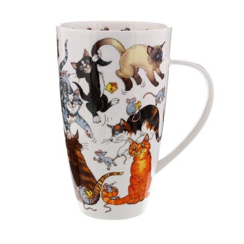 Dunoon Henley Pussy Galore Mug