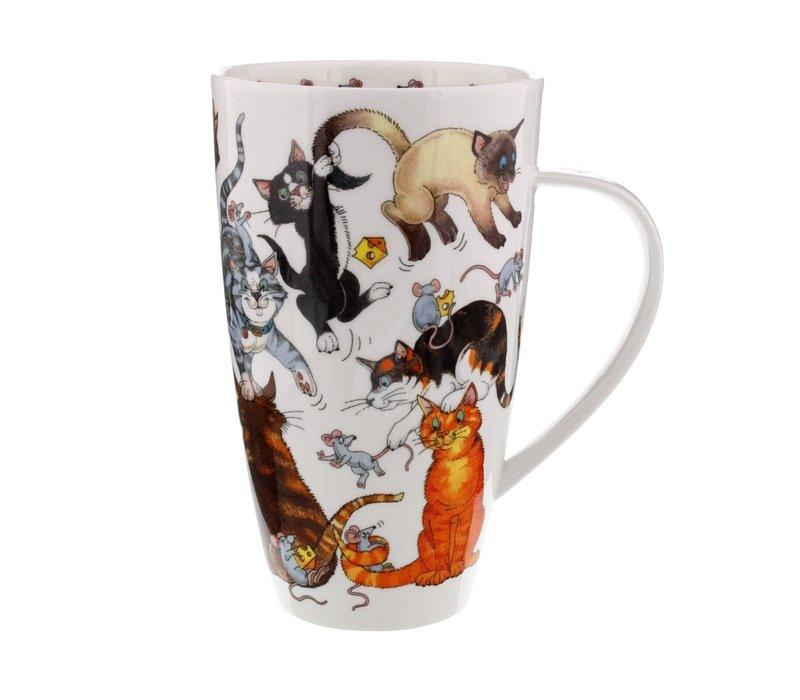 Henley Pussy Galore Mug