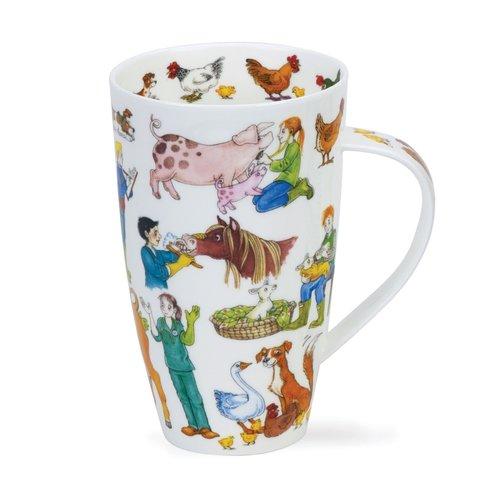 Dunoon Henley Farmacy Mug