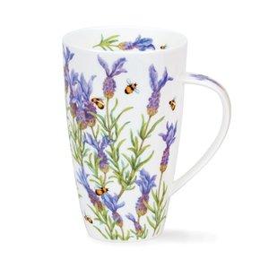 Dunoon Henley Lavender Mug