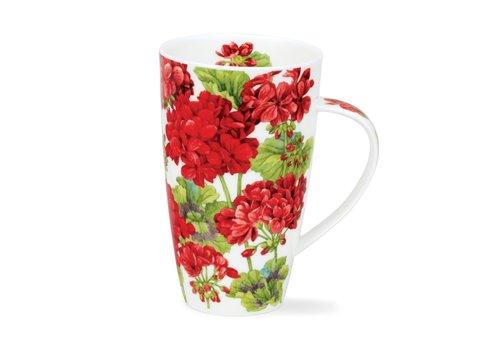 Dunoon Henley Geraniums Mug